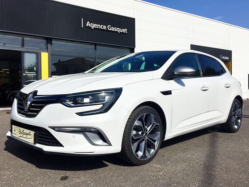 RENAULT MEGANE IV INTENS 1.6 ENERGY DCI 130 ECO2