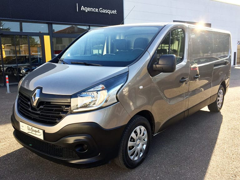 RENAULT TRAFIC III FOURGON CONFORT L2H1 ENERGY DCI 140