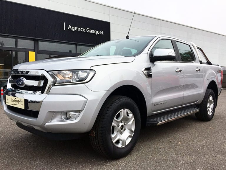 FORD RANGER 3.2 TDCI 200 AUTO DOUBLE CAB LIMITED