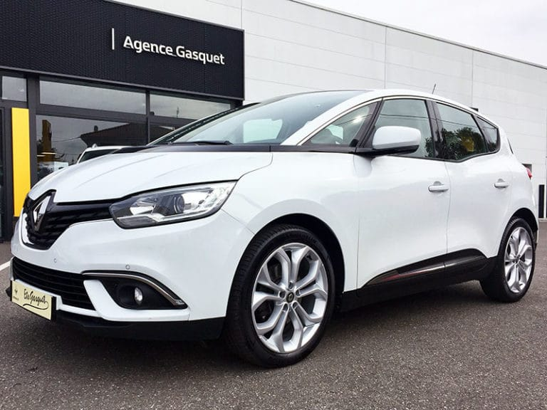 RENAULT SCENIC IV BUSINESS ENERGY DCI 130 ECO2