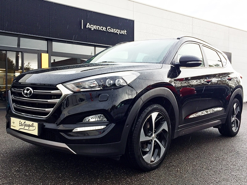 HYUNDAI TUCSON 1,7 CRDI 141 EXECUTIVE DCT-7