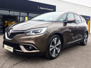 RENAULT GRAND SCENIC IV INTENS ENERGY TCE 130 7 PLACES