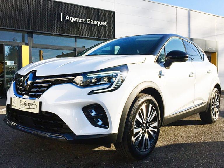 Voiture Neuve Renault Captur A Saint Louis Renault Saint Louis