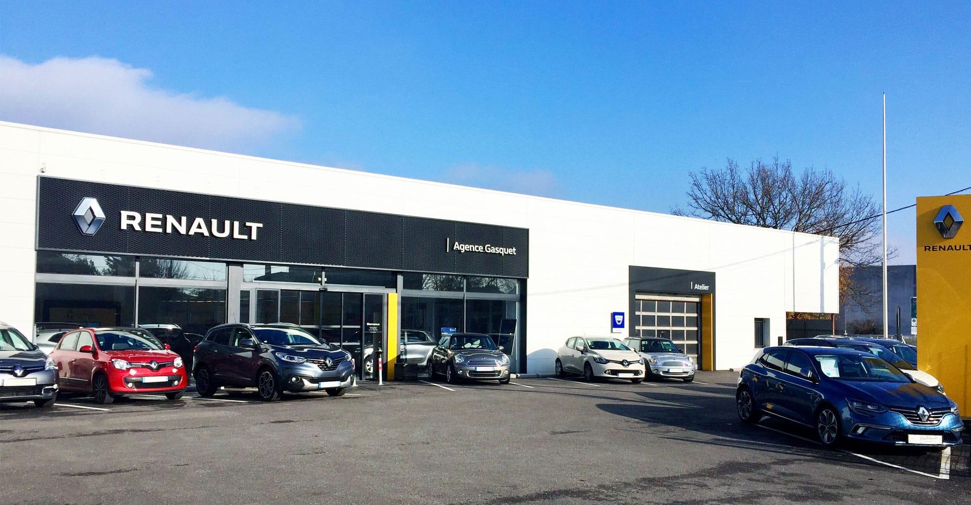 Garage Renault ETS Gasquet & Fils