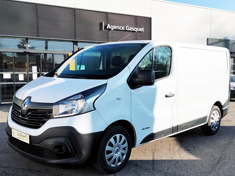 RENAULT TRAFIC L1H1 GRAND CONFORT DCI 120