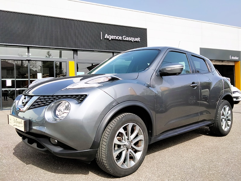 NISSAN JUKE 1.2 DIG-T 115CH DESIGN EDITION EURO6