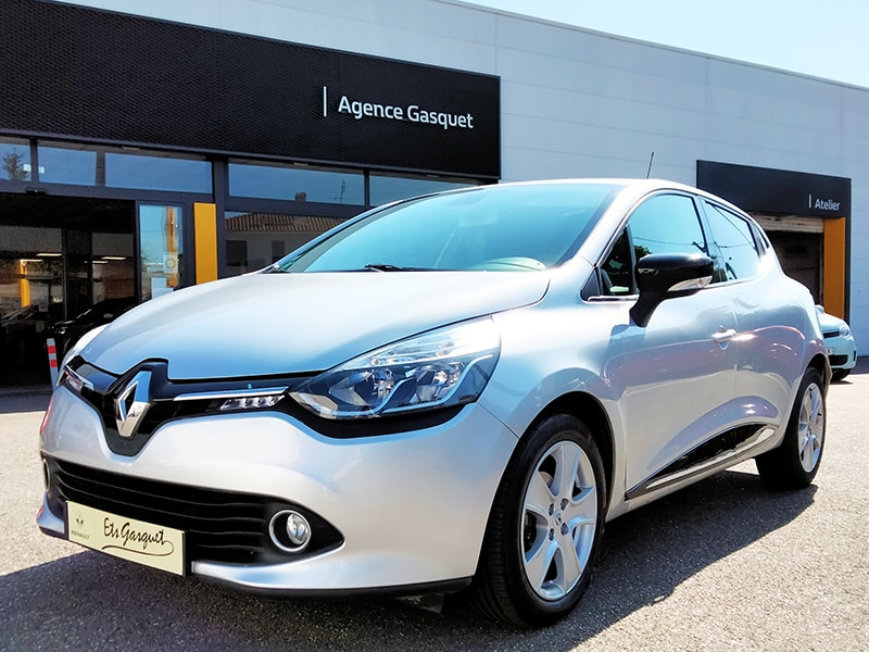 RENAULT CLIO IV TCE 90 ENERGY INTENS ECO2