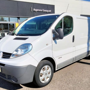 RENAULT TRAFIC FOURGON L2H1 1200 DCI 115 GRAND CONFORT